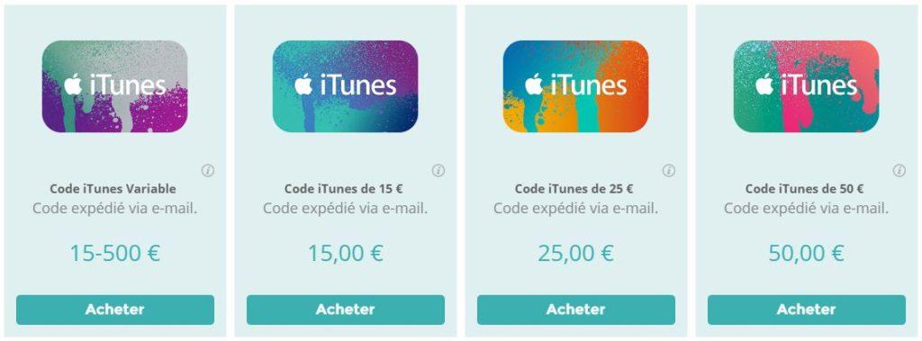 Startselect itunes codes 1024x379 - Startselect: buy iTunes codes easily