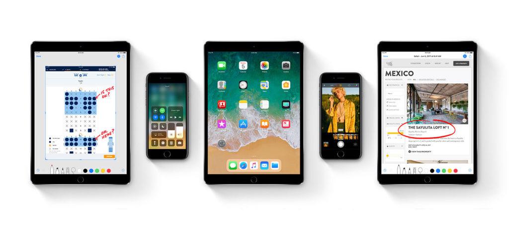 iOS 11 iPad iPhone 1024x494 - How to download iOS 11 on iPhone, iPad & iPod Touch?