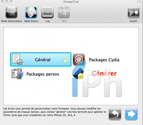 panno1 500x438 Tutorial PwnageTool 4.2: Jailbreak iOS 4.3 GM for iPhone 4 [MAC]