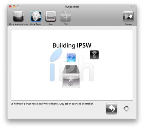158 PwnageTool 4.2 Tutorial: Jailbreak iOS 4.3 GM for iPhone 4 [MAC]
