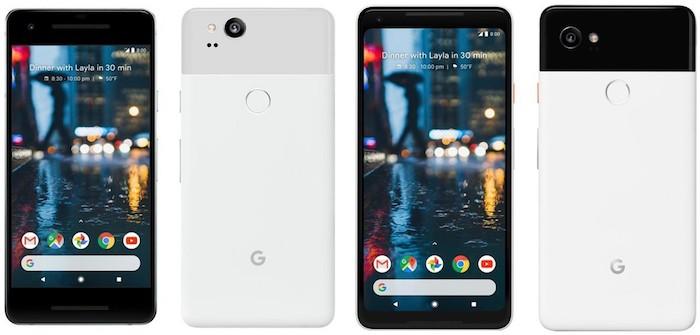 Pixel 2 Pixel 2 XL Official - Google unveils the Pixel 2 & Pixel 2 XL, competitors of the iPhone 8 & 8 Plus