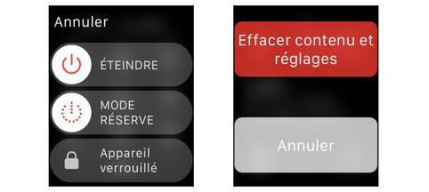 Apple Watch Hard Reset Lost password on Apple Watch: the solution to unlock it