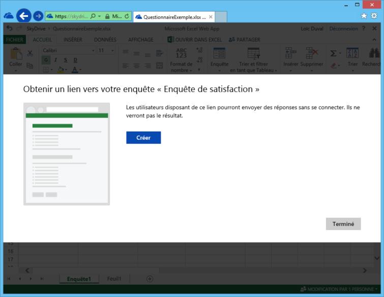 Image 9: Publi Info - Create quizzes or online surveys with Office 365