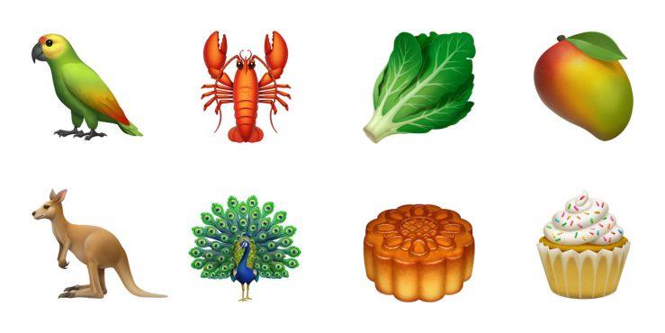 New iOS 12 Animal Food Emojis 739x370 - iOS 12.1 is coming with over 70 new Emoji!