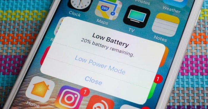 Apps booster batterie iPhone - 5 apps pour booster la batterie de votre iPhone