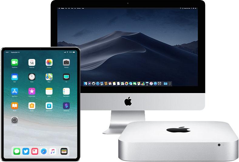 Mac iPad Mac mini Un keynote prévu pour ce mois ci : nouveaux Mac et iPad ?