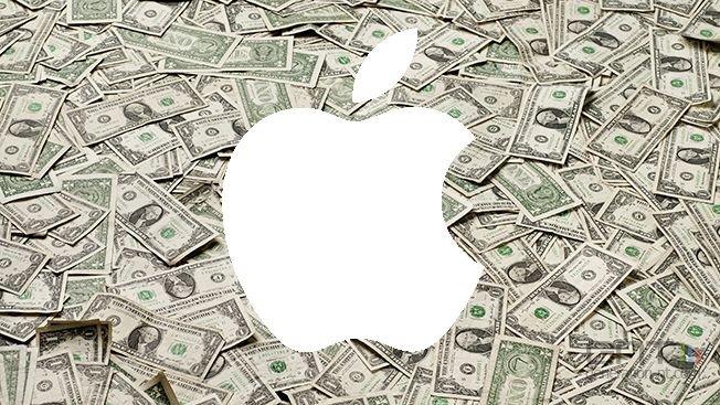 logo Apple dollars - Apple ne communiquera plus le montant de ses dépenses publicitaires