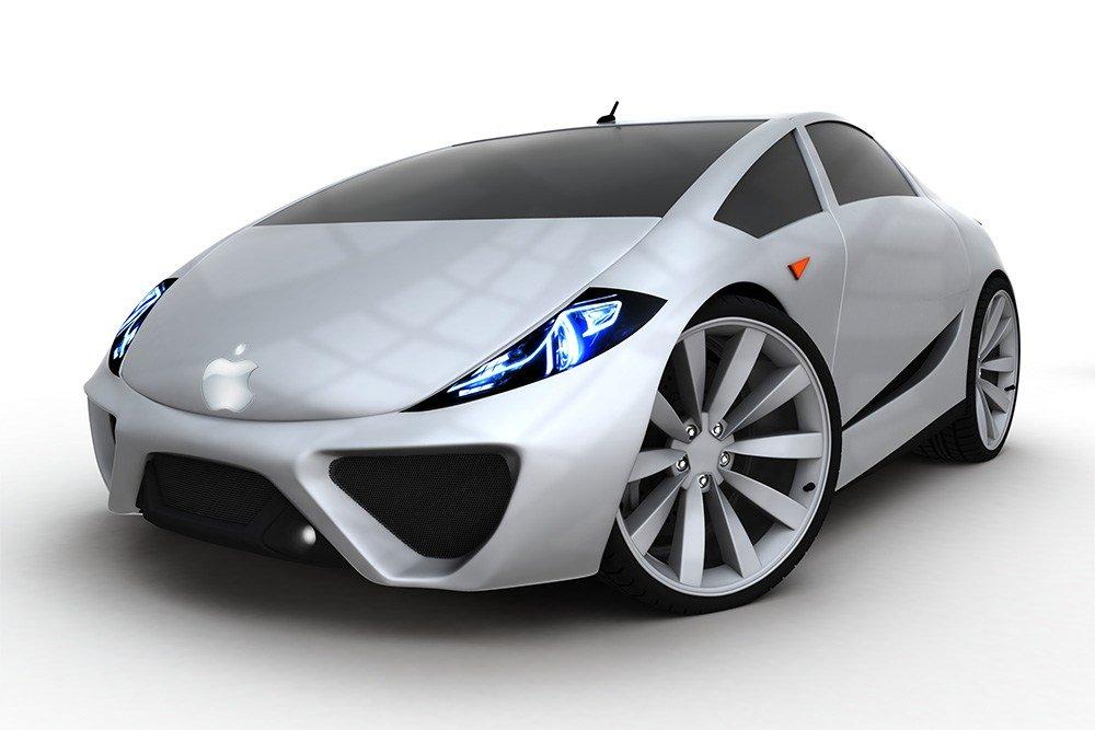 Concept apple car - Apple Car : Apple se serait associée à un groupe coréen pour les batteries