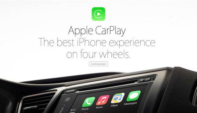 CarPlay - Apple : CarPlay disponible dans 5 pays supplémentaires