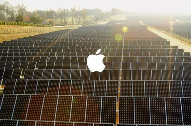 Apple ENERGY - Apple Energy : Apple veut revendre de l'électricité