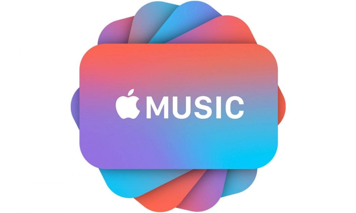 carte cadeau apple music - Carte cadeau Apple Music : un an d'abonnement à 99 €