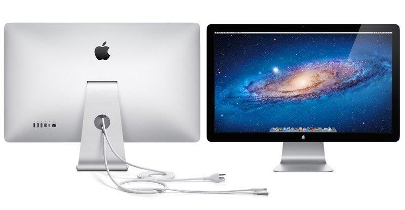 thunderbolt display 27 - Apple Store : le Thunderbolt Display 27