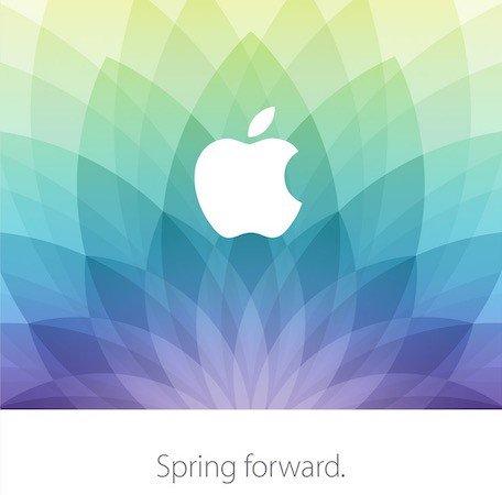Apple Keynote 9 Mars 2015 Spring forward - Apple Watch : la keynote « Spring Forward » disponible en streaming et téléchargement