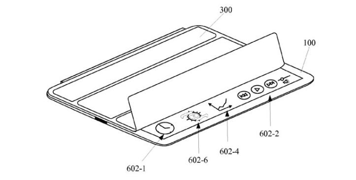 Brevet iPad Smart Cover - Apple : un brevet de Smart Cover iPad révolutionnaire