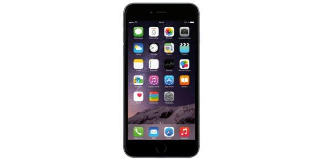 iphone 6 plus - Apple : changer l'écran de son iPhone n