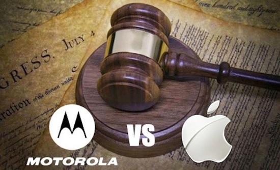 Apple Motorola Google - Apple n