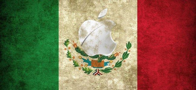 apple mexique - Apple devrait bientôt ouvrir son premier Apple Store au Mexique