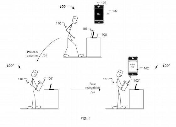 Brevet deverrouillage selfie - Apple : un brevet pour déverrouiller un iPhone avec un selfie