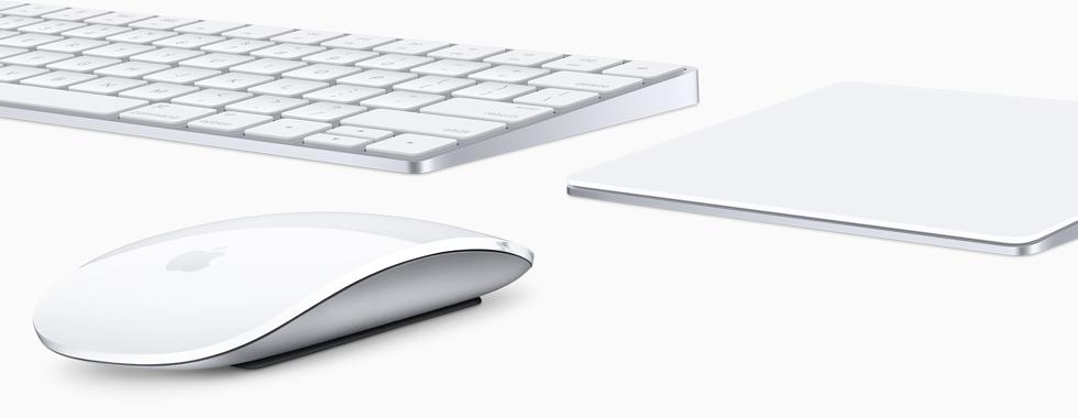 Magic Keyboard Magic Mouse 2 Magic Trackpad 2 - Apple sort le Magic Keyboard, la Magic Mouse 2 & le Magic Trackpad 2