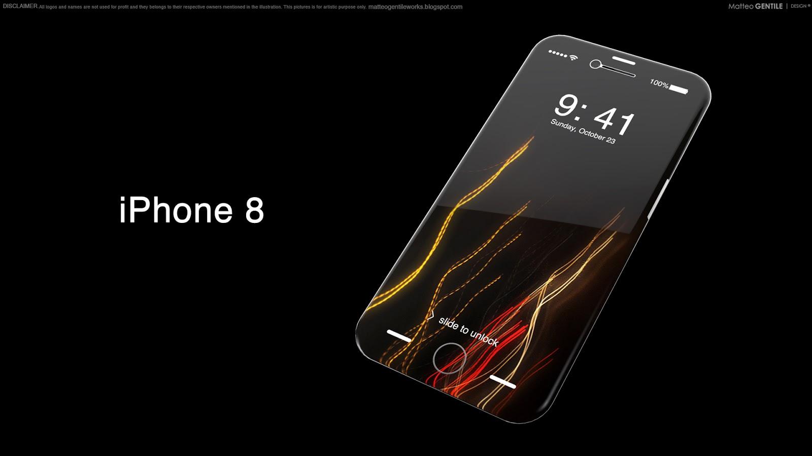 Matteo Gentile iphone 8 concept 10 1024x576 - Apple : l