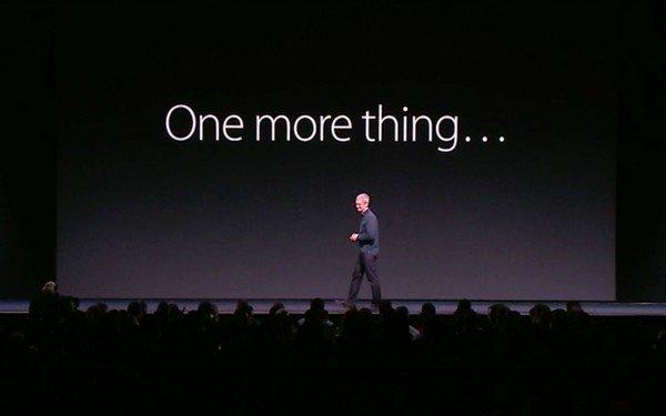 keynote apple - Suivez la Keynote d'Apple en direct sur World is Small !