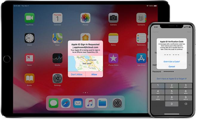 authentification double facteur Apple va exiger une authentification à double facteur pour les développeurs