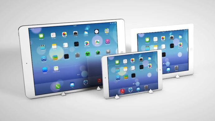 ipad pro concept - Apple devrait écouler 80 à 90 millions d