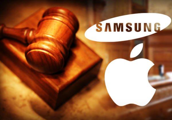 negociation Apple Samsung - Guerre des brevets : Apple réclame 2 milliards de dollars à Samsung