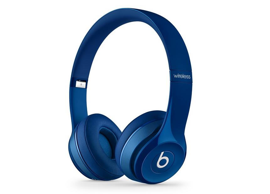 Solo2 beats wireless bleu - Beats : le casque Solo2 Wireless disponible en France