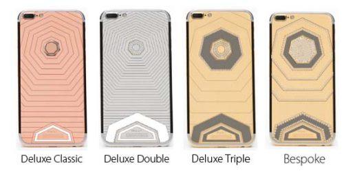 brikk reserver iphone 7 or diamant - Brikk propose de précommander un iPhone 7 en or ou en diamant