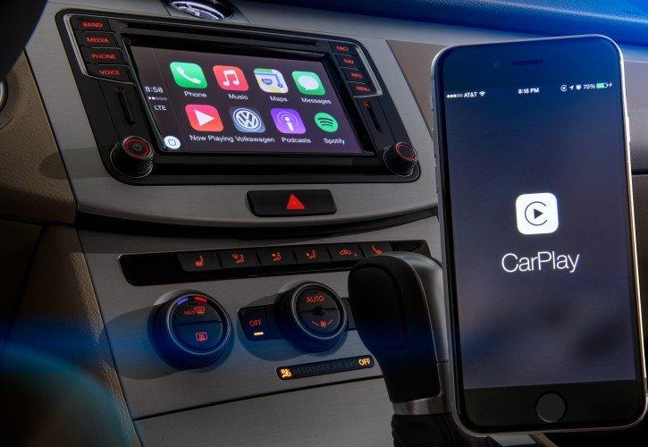 Volkswagen CarPlay - Apple liste toutes les voitures compatibles avec CarPlay