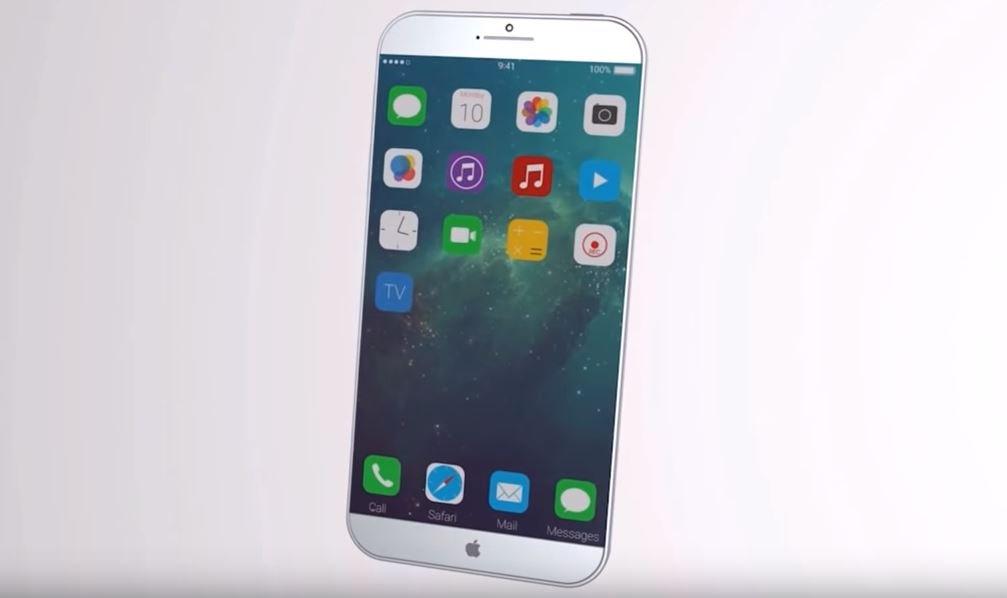 Concept iPhone 7 iOS 10 - Concept : un iPhone 7 surpuissant sous iOS 10 (vidéo)