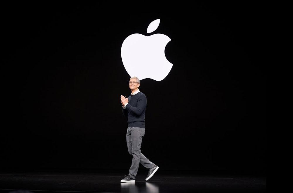 Keynote Apple Tim Cook Coronavirus : Apple va faire un don de millions de masques N95 aux États Unis et à lEurope