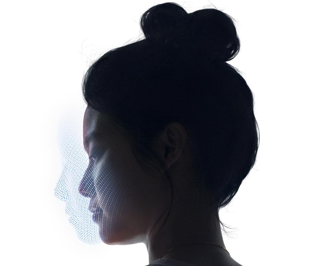 face ID Apple 1024x836 - Face ID devrait être proposée sur tous les iPhone de 2018