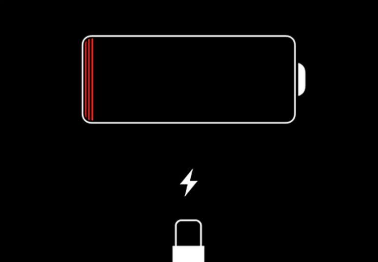 batterie faible iphone ios - Futurs iPhone : une autonomie triplée et la recharge éclair ?
