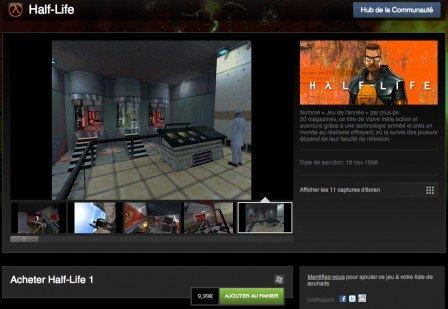 half life mac - Half-Life : sortie sur Mac OS