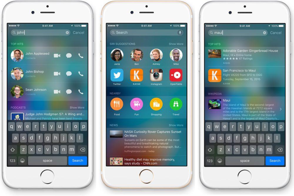 Comment convertir des devises et des unités avec Spotlight sur iPhone