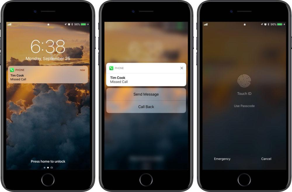 Astuce iOS 11: comment protéger ses appels manqués