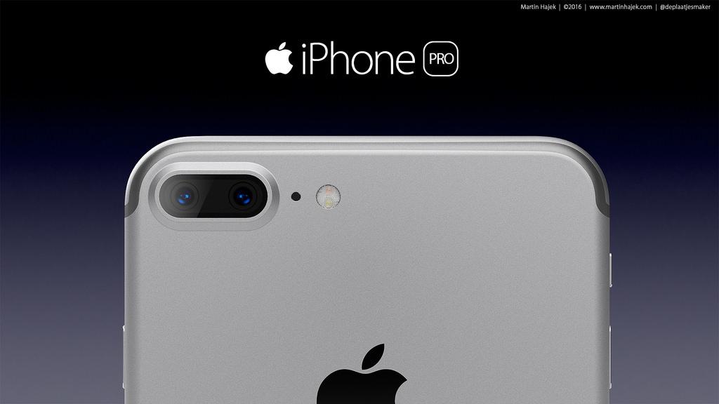 Concept iPhone Pro 07 1024x576 - L'iPhone 7 Pro aurait été récemment abandonné par Apple