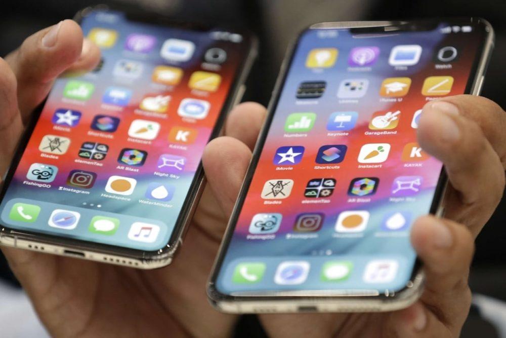 iPhone Xs 2 Les iPhone Xs et Xs Max de 256 et 512 Go se vendent le mieux
