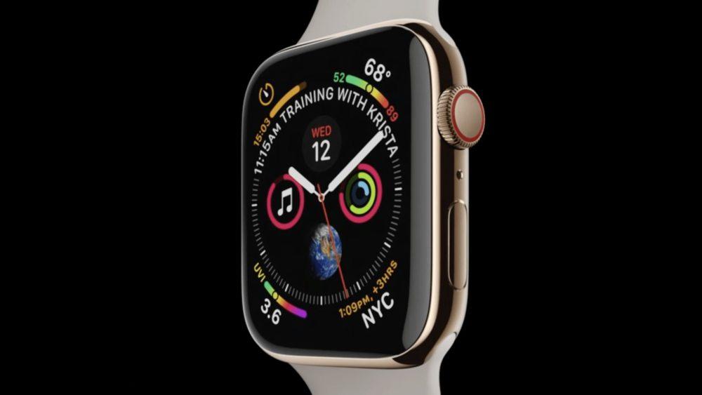 apple watch chute Entretien avec la vice présidente du domaine de la santé chez Apple