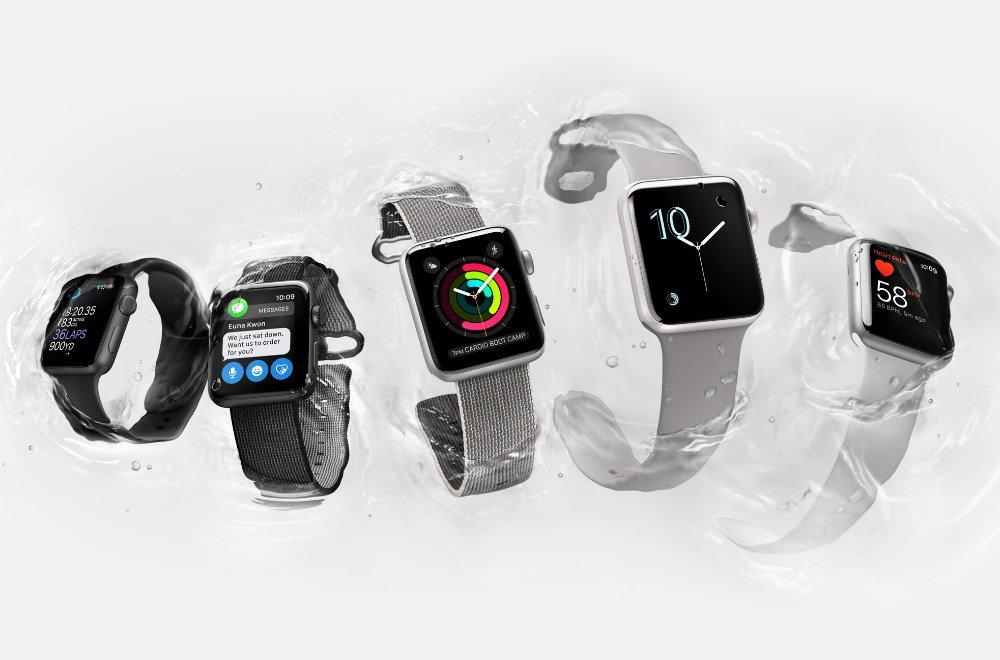 Apple Watch 2 Series 2 - Keynote : Apple présente l