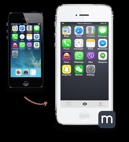 Mobipast logiciel espion - MobiPast : espionner un iPhone gratuitement
