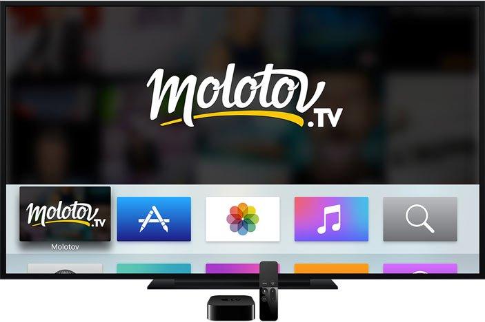 molotov tv - Molotov est disponible sur iPad, Apple TV & Mac