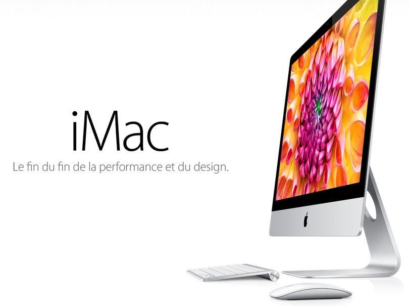 iMac - OS X 10.9.4 : la première bêta révèle 3 futurs iMac