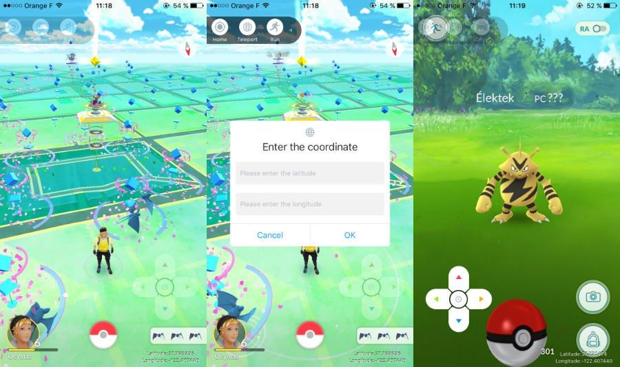 Pokemon go tricher gps - Pokémon GO : tricher & se téléporter (fausse localisation GPS sans jailbreak)
