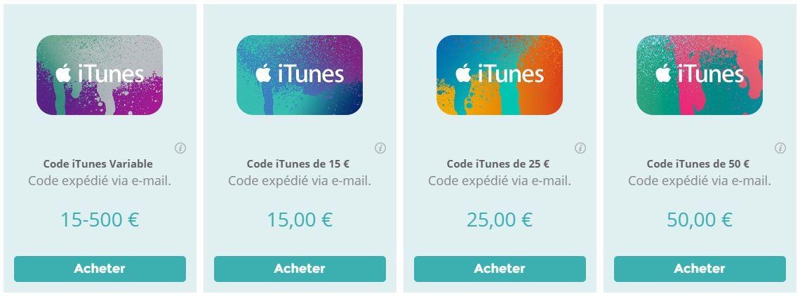 Startselect codes itunes 1024x379 - Startselect : acheter des codes iTunes en toute simplicité