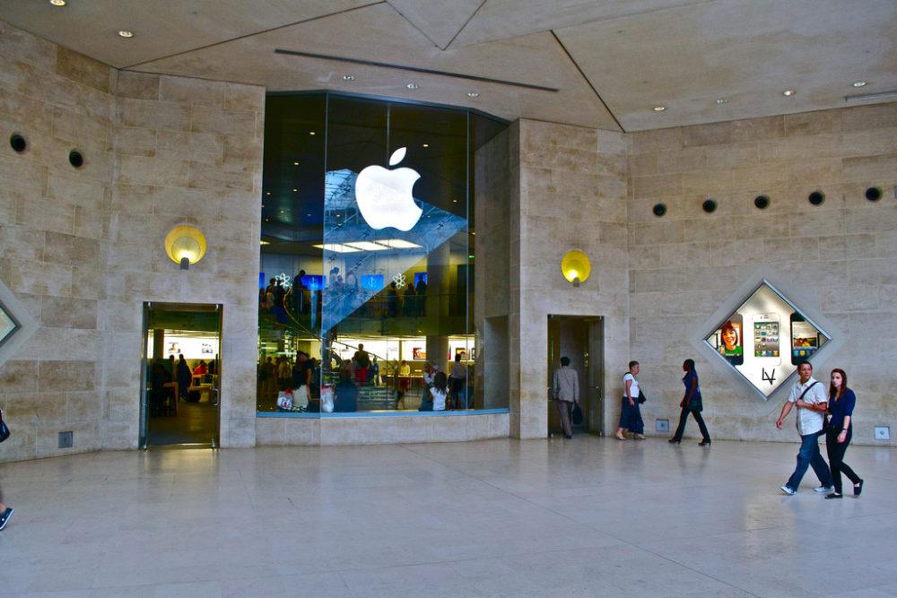 Les Apple Store en France pourraient rouvrir leurs portes le 8 juin