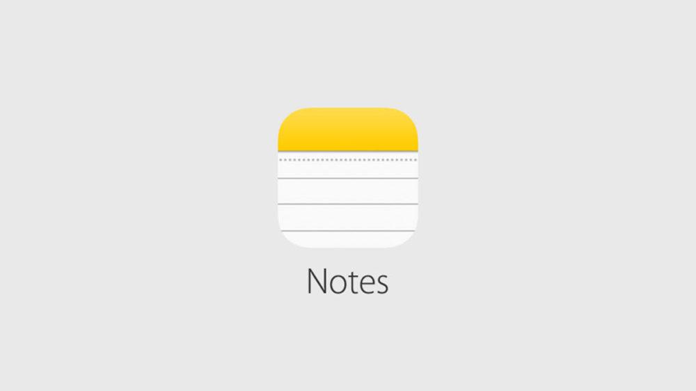Astuce: comment voir les photos, dessins et documents stockés dans l'application Notes