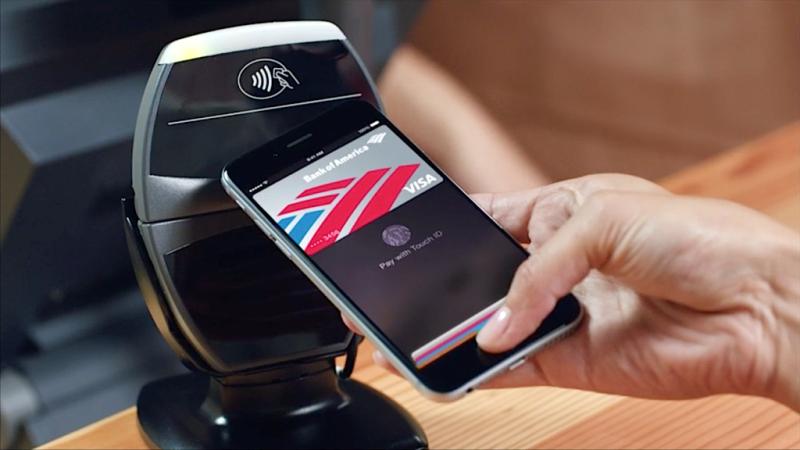 apple pay - USA : Apple Pay permet de retirer de l